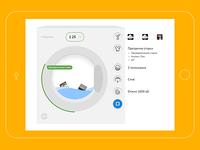 Washing Machine UI
