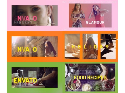 ENVATO | Fast Youtube Opener titles