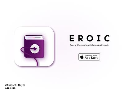 #DailyUI Day 5 - App Icon apple ios erotic logo dailyui 005 app icon icon dailyui dailyuichallenge