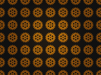 Cogwheel Pattern