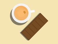 Tea and Chocolate