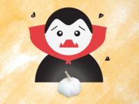 Vampire vs. Garlic