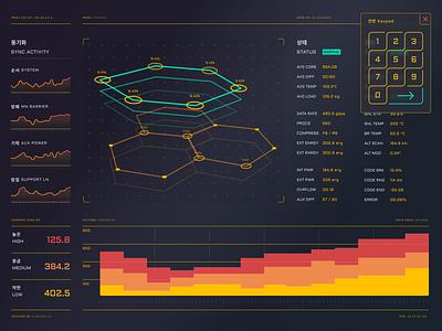FIGMA_TEST_FUI ui design data visualization fui figma