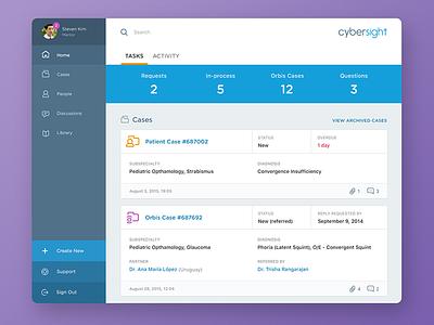 Cybersight free throw ngo web ui dashboard
