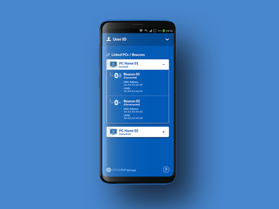 Network Checking App Design for Android ux ui ux design app design network android