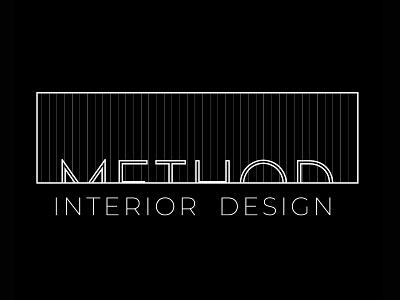 Method Interior Design architecture logo interior design logo branding logo dailylogochallenge dailylogodesign