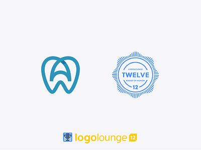 Logo Lounge book 12 symbol branding logodesigner logodesign dentist tooth logo lounge book logolounge brand identity logo