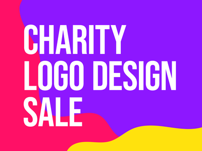 Charity logo design sale for Anika donate mark logo symbol flamingo owl rabbit bird snail mouse animal branding logodesign charity logo charity