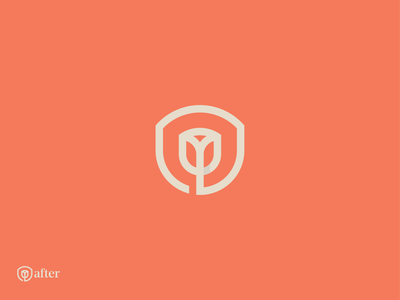 After unused symbol design resources information people trustworthiness trust empathy orange branding logodesigner mark symbol logodesign logo
