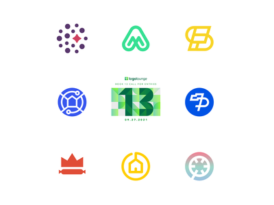 Logo Lounge 13 mark symbol crypto saas tech startup modern logo digital marketing brand strategy brand development marketing company logo app software logolounge rebranding branding logodesigner logodesign logo