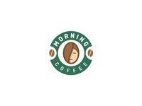 Morning Coffee Emblem