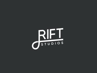 Rift Studios Logo note logo brooklyn recording producer engineer grammy music studios rift