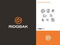Ridgbak Logo