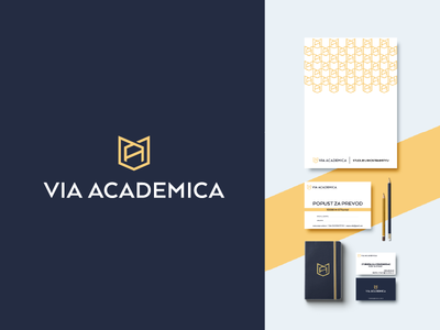 Via Academica Branding