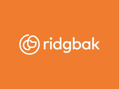 Ridgebak final logo identity branding logodesigner symbol management animal logo dog logo consulting animal