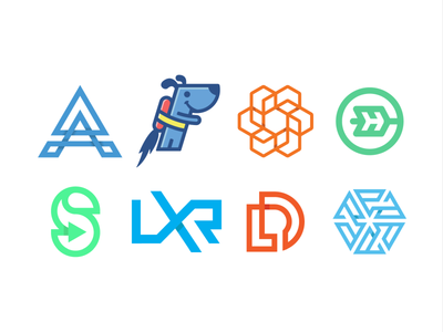 Software, app and tech logos