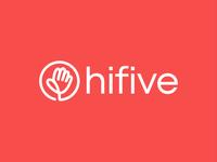 hifive logo design
