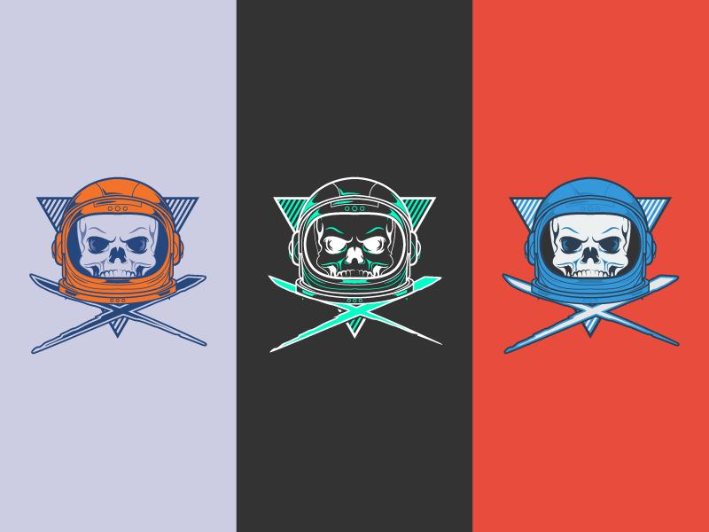 Space Pirate Color Exploration By Derek Mohr Dribbble Dribbble