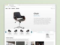 Furniture Website Proposal