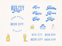 BEER CITY LOGOS