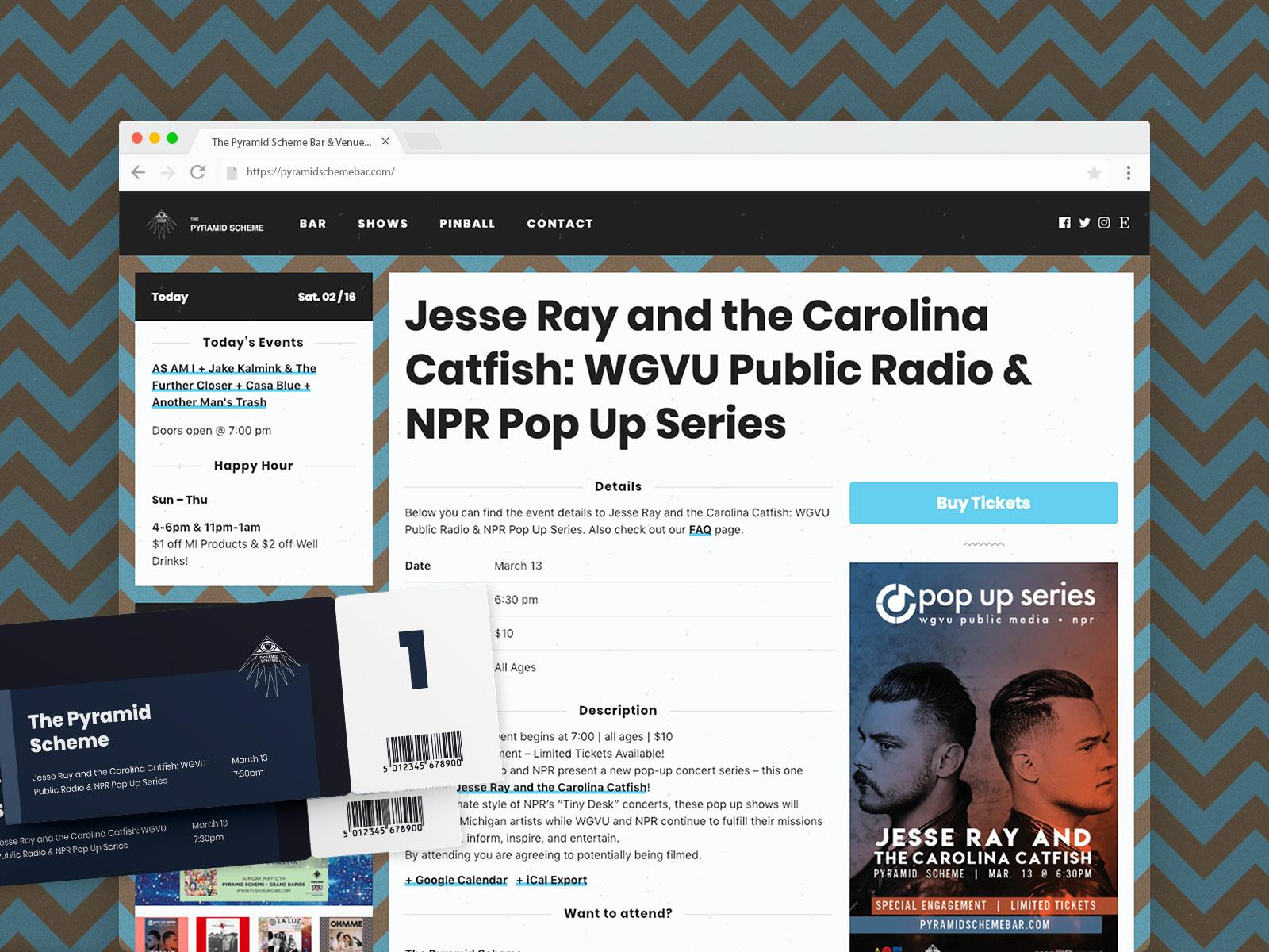 Ps website