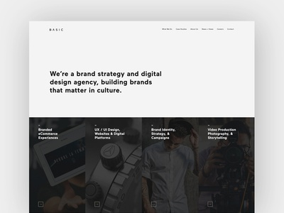 Introducing the New BASIC Agency Website