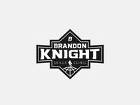 Brandon Knight Skill Clinic Logo