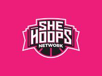 She Hoops Logo