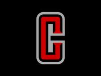 Clark Atlanta University Lettermark