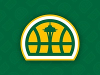 Seattle Sonics Primary Icon