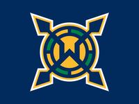 Snow Canyon Warriors Secondary Logo