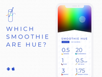 Which Smoothie Are Hue?
