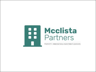 Mcclista Partners branding logo web design