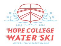 Hope College Water Ski