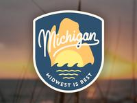Michigan Patch V2