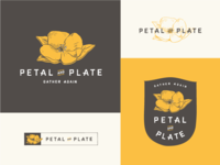 Petal and Plate - Logo