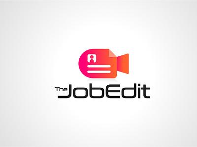 The Job Edit 03 minimal website animation web vector illustration branding typography ux ui