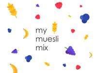 MyMuesliMix