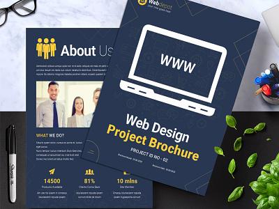 Web Design Brochure word template mockup indesign seo brochure design brand a4 website webdesign web website brochure web brochure brochure proposal black brochure
