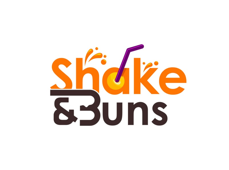 Shake & Buns - Logo