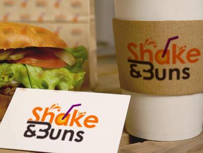 Shake & Buns - Packaging