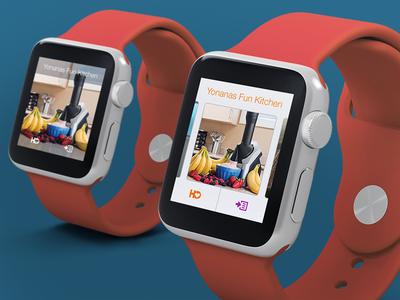 Hiper Original Apple Watch App