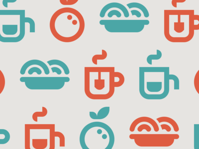 Diet Dashboard - Icons