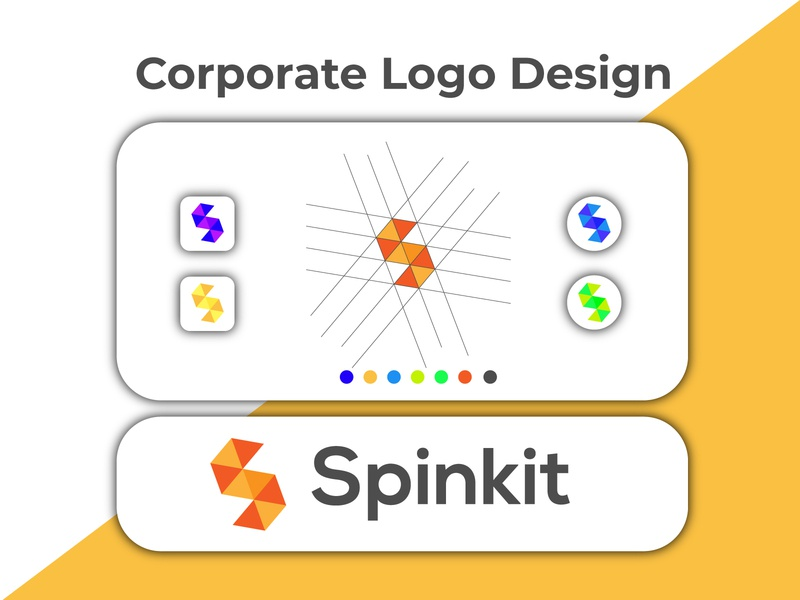 This is a #corporate_Logo_design . i hope you will like this #Lo emblem combination mark lettermark wordmark abstract uiux vector corporate identity branding 3d xd adobe illustrator adobe photoshop versatile logo design vintage logo design flat logo design unique logo design creative logo design