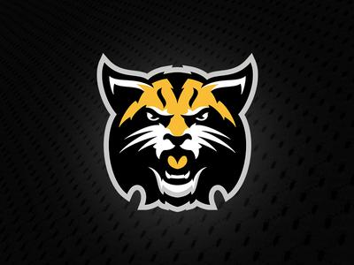 West Nipissing Lynx matthew doyle vector gmha ontario lynx mascot logo brand sports team jr a hockey