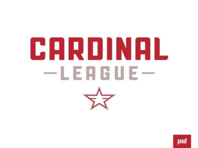 Cardinal League Wordmark