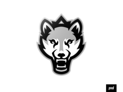 Calgary Greys leaf canada wolves wolf grey calgary animal esports branding sport logo football vector mascot sports logo