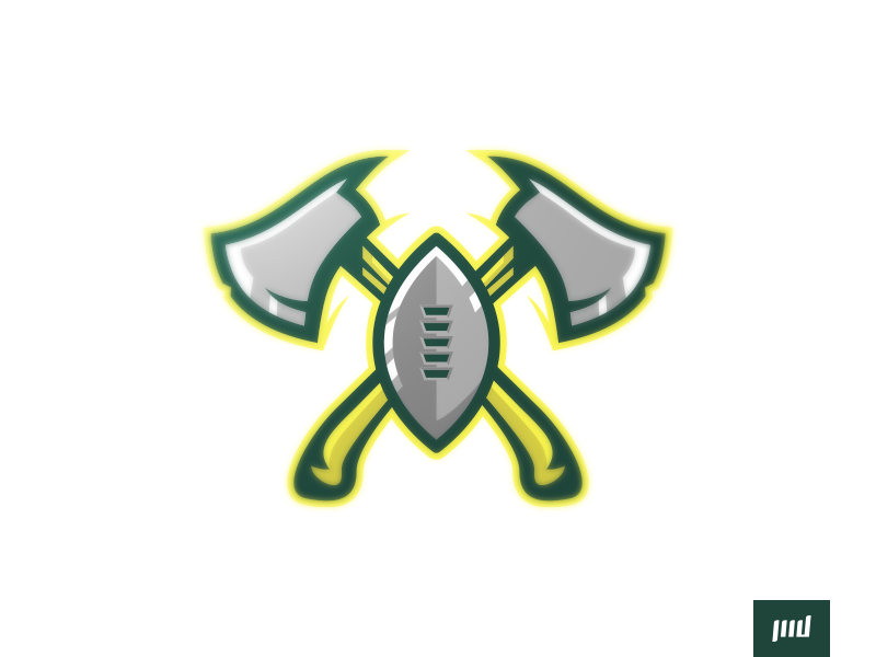 Oakland Jacks by Matthew Doyle on Dribbble
