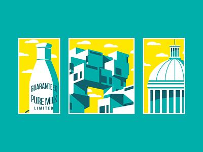 Illustration Progress wip process sketch typography type art type vector design illustration