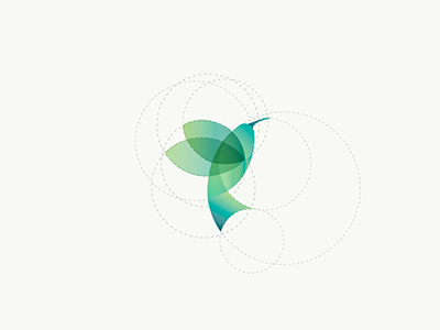 Hummingbird   animal mark logo design design graphic blue green black simple mark logo bird hummingbird